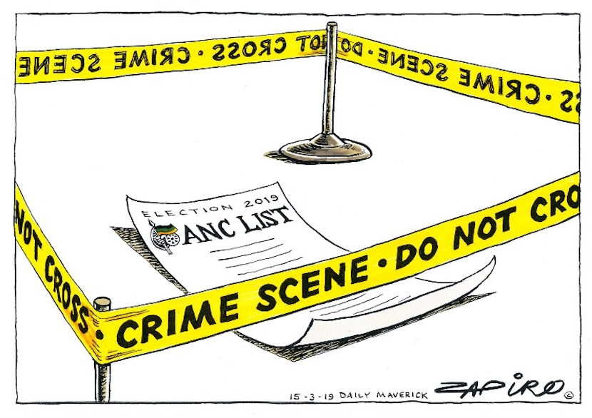 ANC Election List