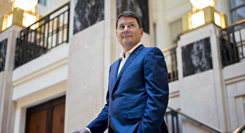 Brian Ballard, Trump lobbyist