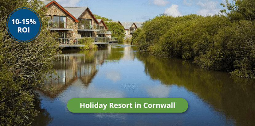 Cornwall holiday resort