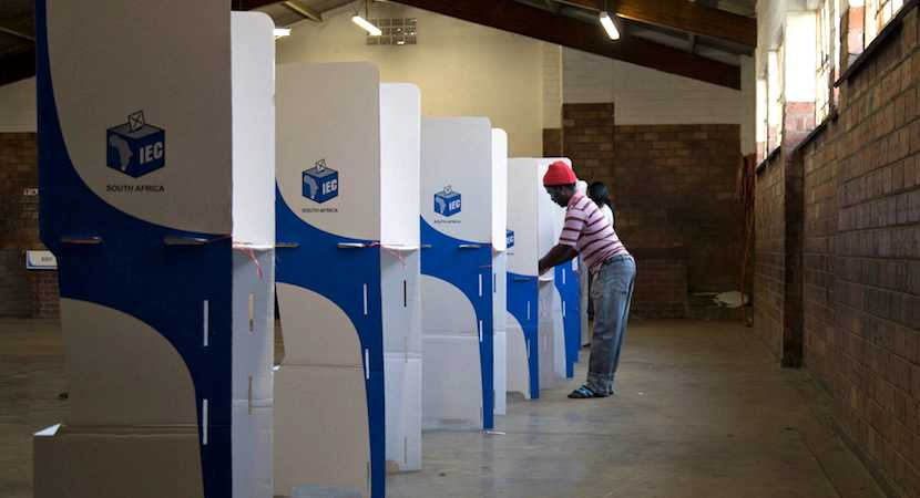 IEC, elections, voting