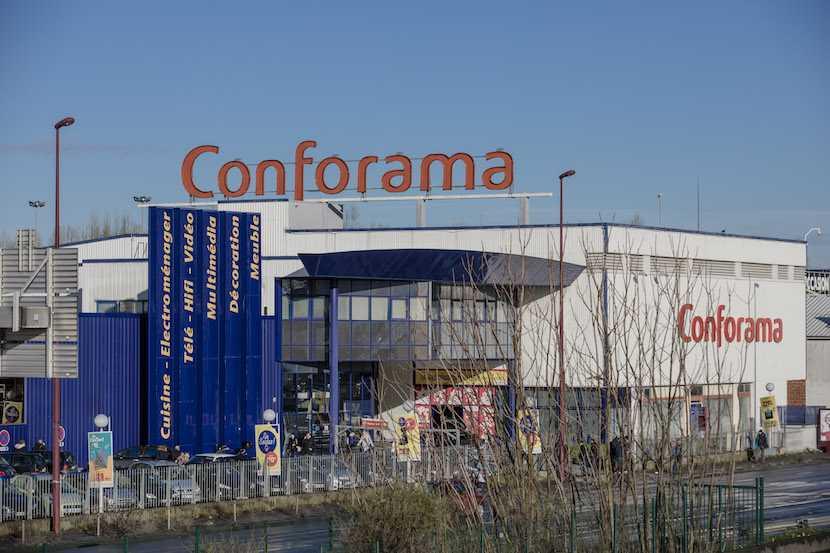 Conforama, Steinhoff