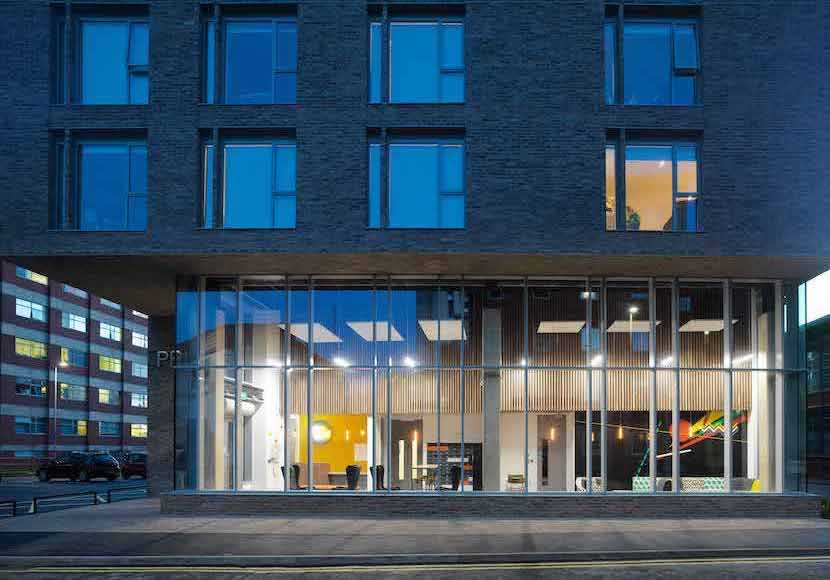 Hurst & Wills, International Property, Student Housing