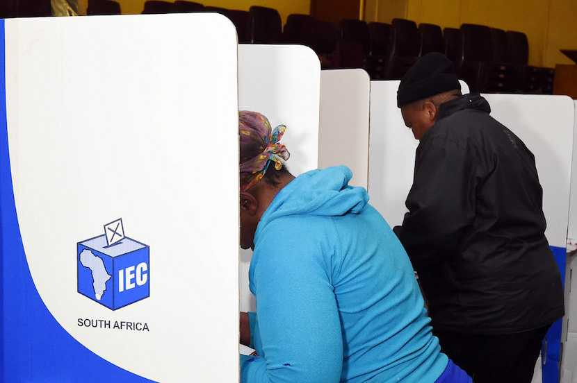 IEC, elections, Eastern Cape, voter turnout