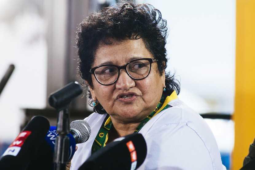 Jessie Duarte, ANC