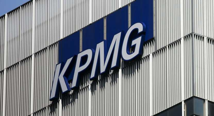 KPMG, Canary Wharf,UK