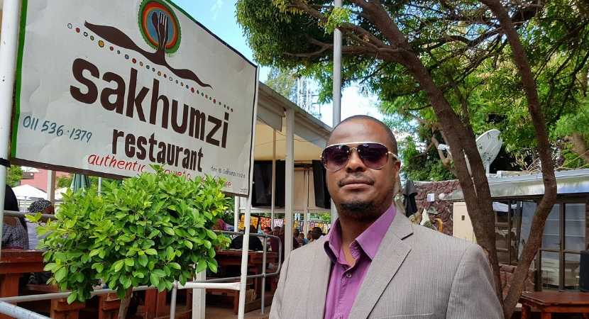 Sakhumzi Restaurant, Vilakazi Street, Soweto