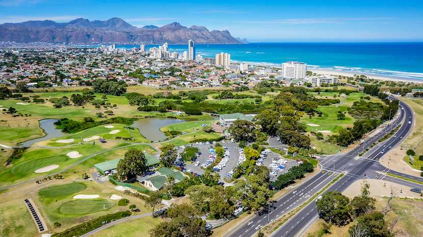 Strand, Western Cape; Cape independence