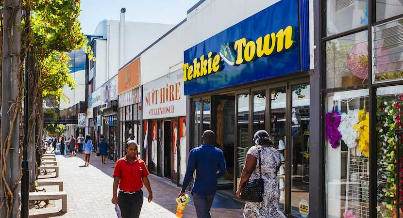 Tekkie Town, Steinhoff