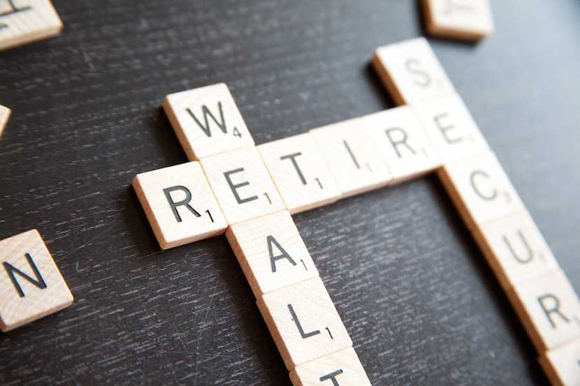 Retirement, wealth