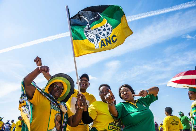 ANC, Elections 2019