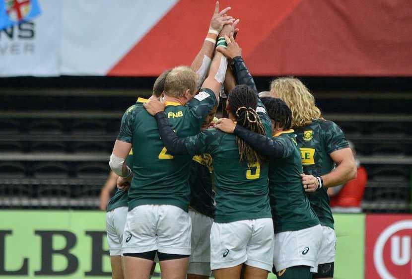 Blitzboks, Springbok Sevens