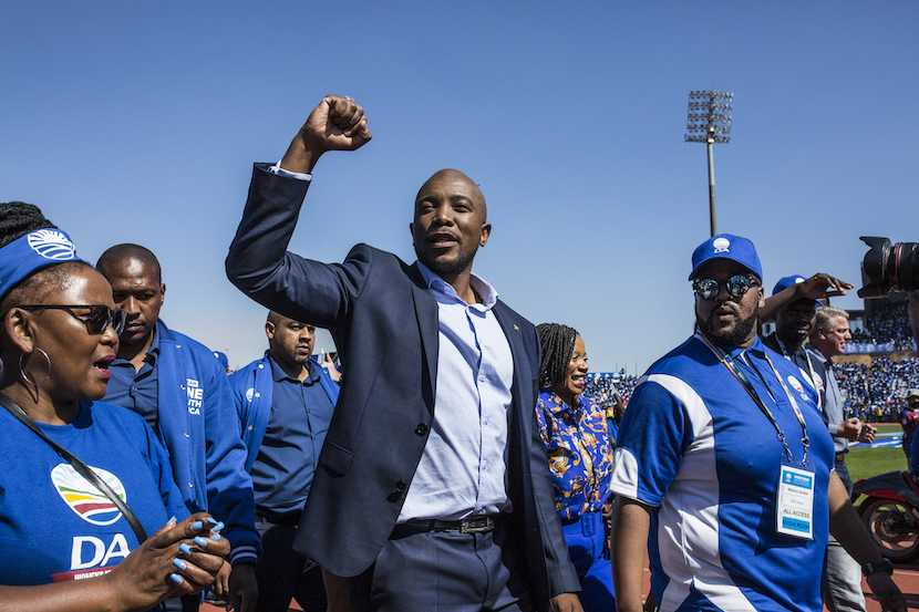 Mmusi Maimane, Democratic Alliance
