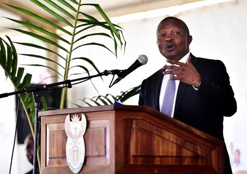 DD Mabuza