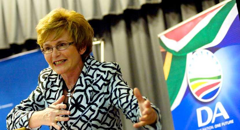 Helen Zille, DA