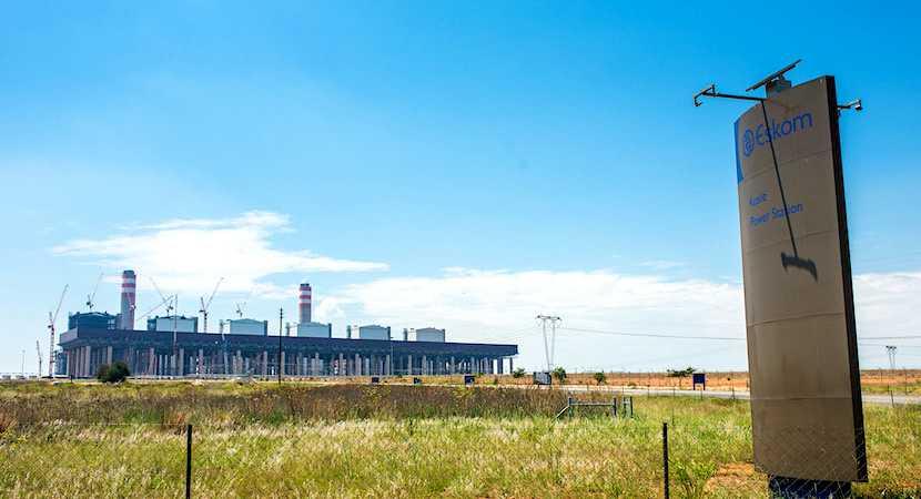 Eskom, Kusile Power Station