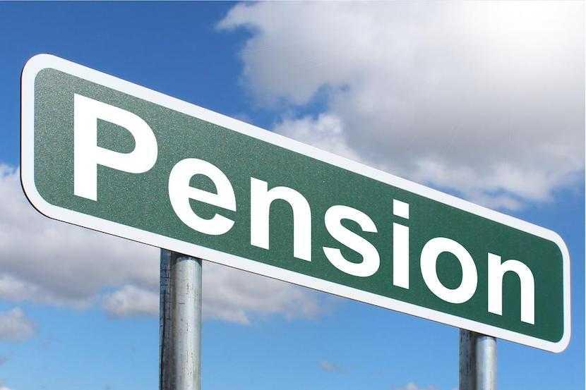 pension, retirement