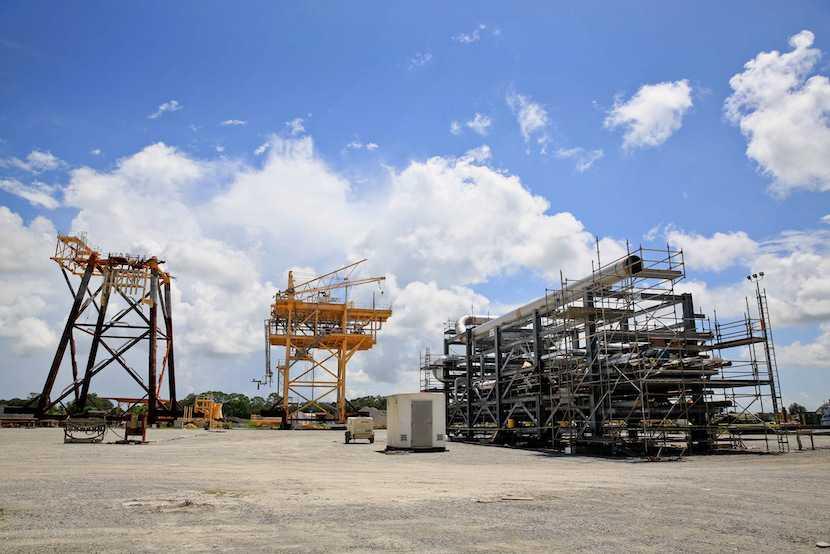 Sasol, Lake Charles chemicals project
