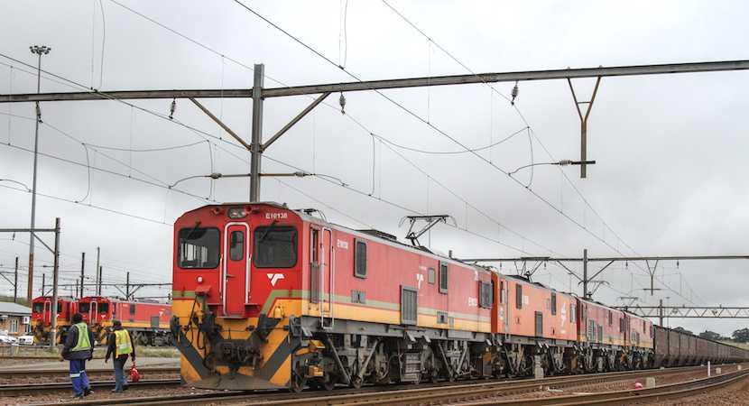 Transnet, rail