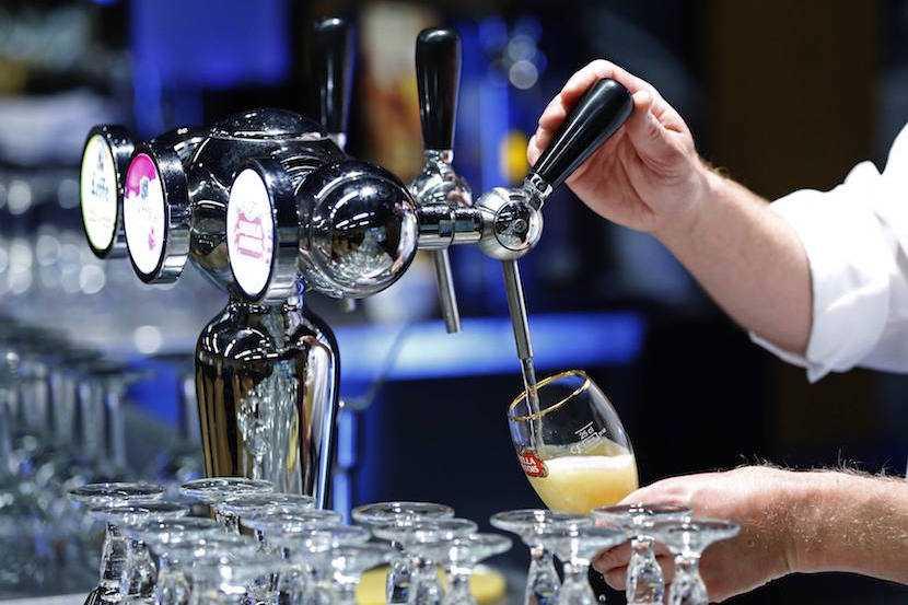 beer, AB InBev