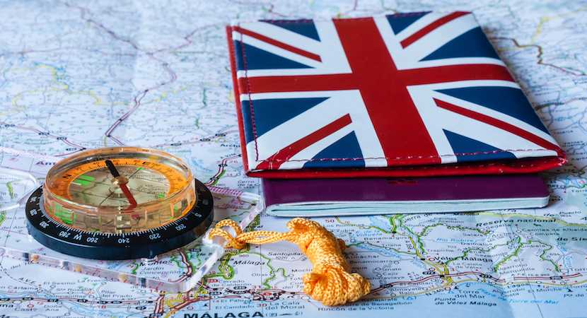 British citizenship, passport