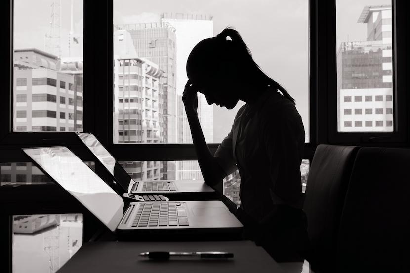 Work, burnout, productivity