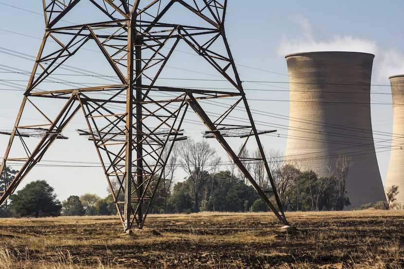 Eskom, coal power
