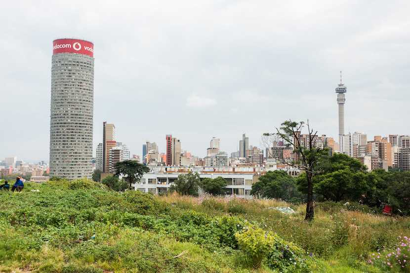 Hillbrow, Ponte tower