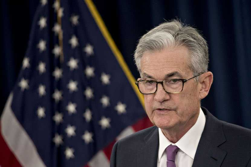 Jerome Powell, US Federal Reserve