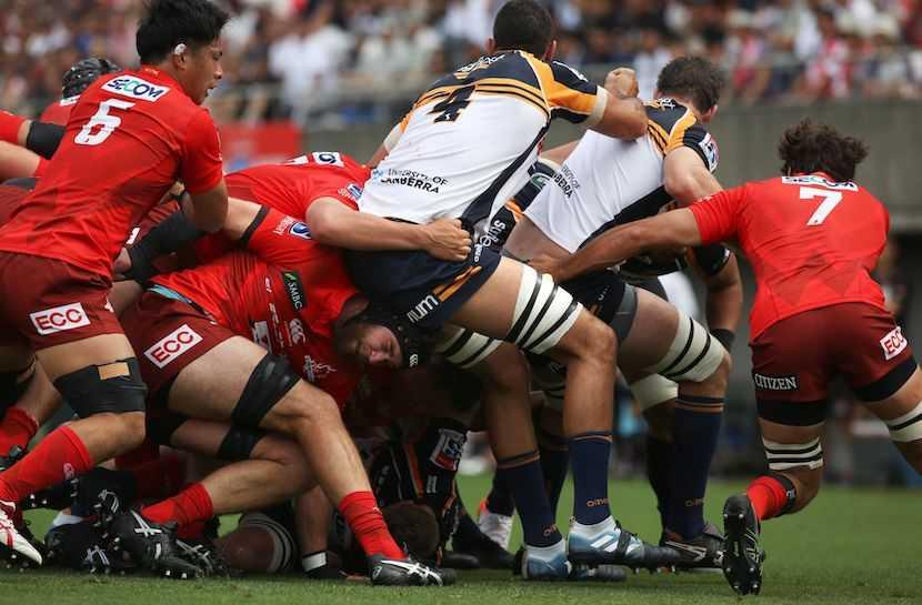 Super Rugby, Sunwolves, Brumbies