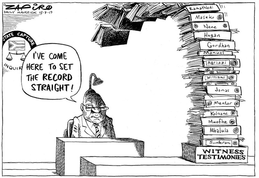 Zapiro, Jacob Zuma