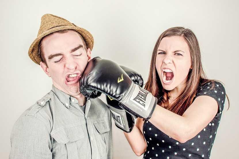 couple, argument, conflict