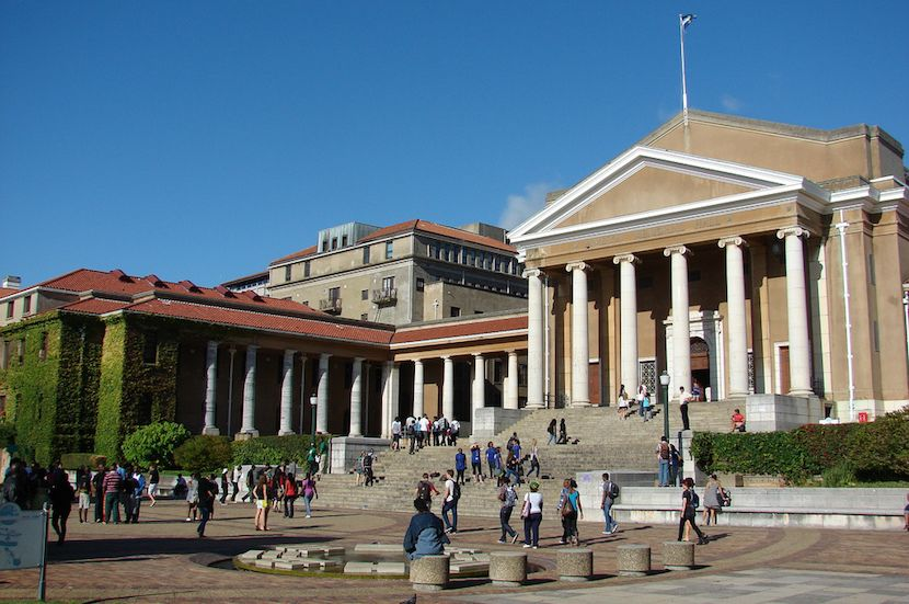Jameson Hall, University of Cape Town, UCT