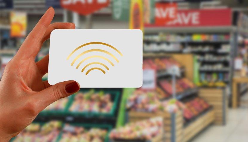self-checkout tills retail