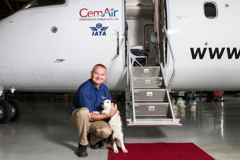 CemAir, CEO Miles van der Molen