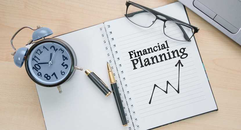 Invest, financial plan