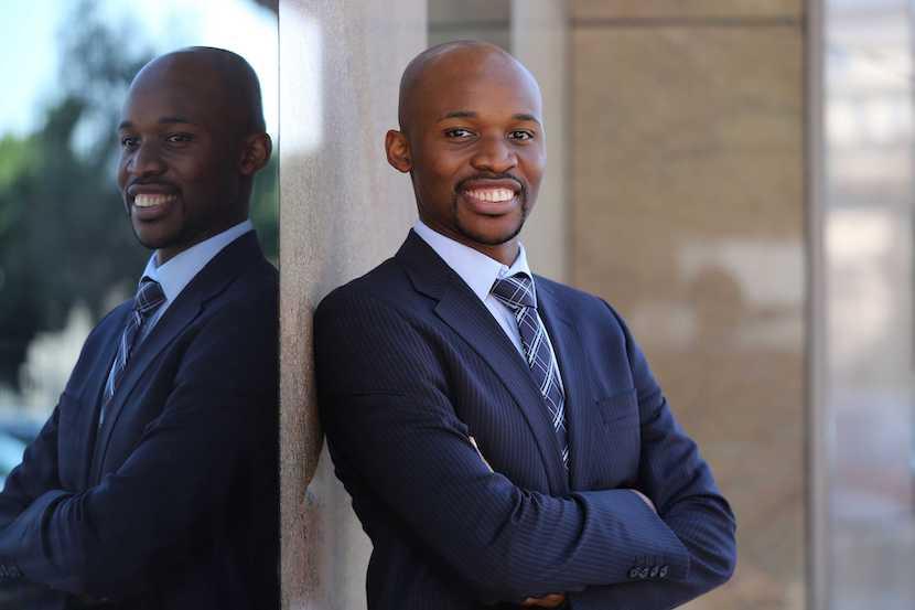 RMB transactor Lwandile Nene