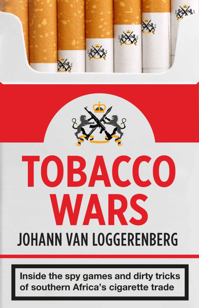 African King of the cheapie ciggie - extract from Tobacco Wars