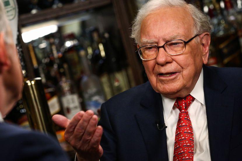Warren Buffett, Berkshire