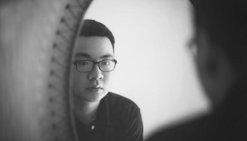 mirror, self-reflection