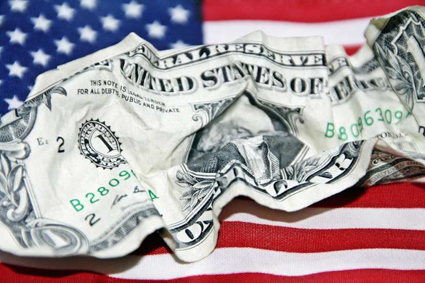 US dollar, currency, money