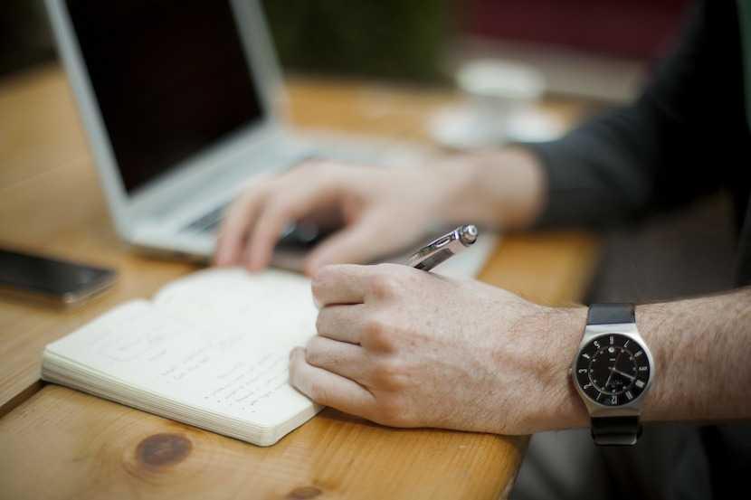 Journaling, thinking, life hack