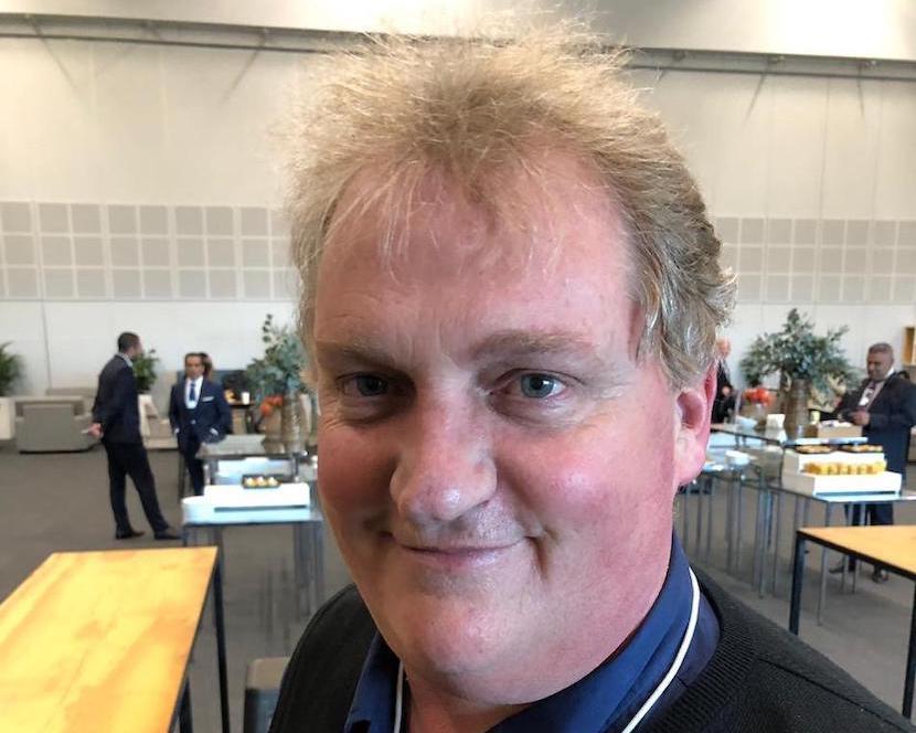 Andrew Muir, WEF Africa