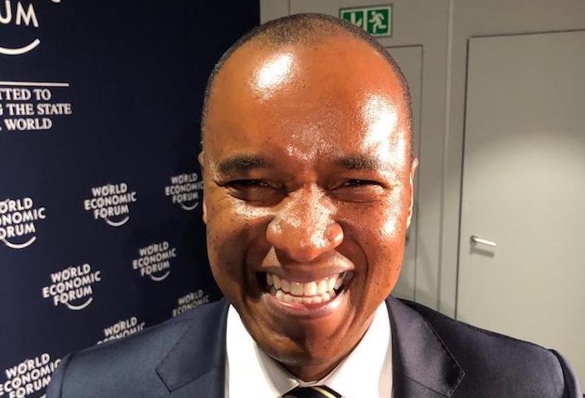 Dion Shango, PwC, WEF Africa 2019