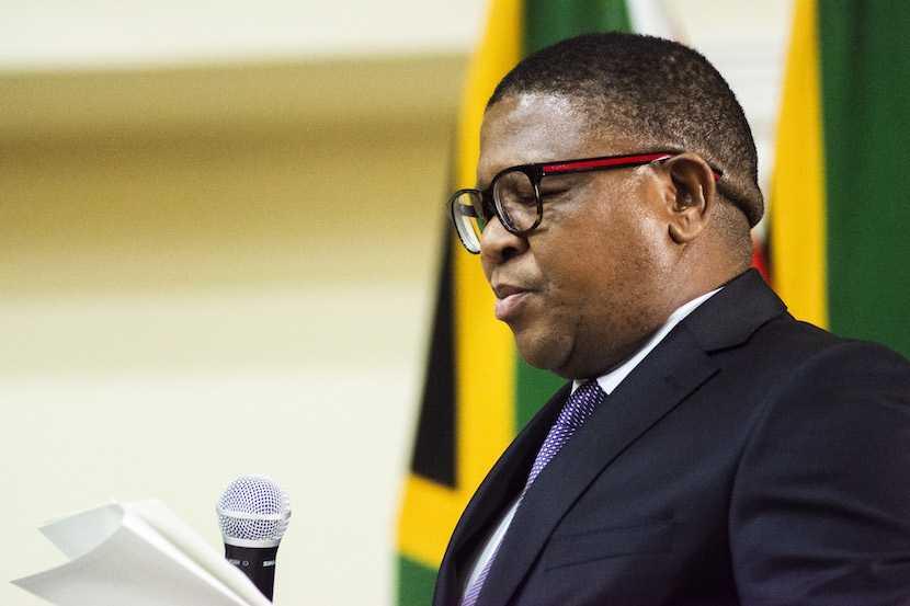 Minister Fikile Mbalula - 'n onvoorwaardelike verskoning - BizNews