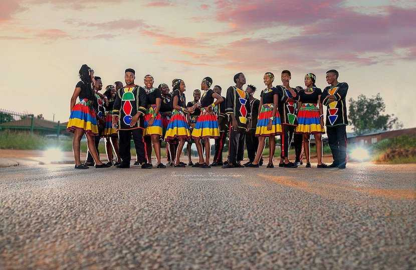 South Africa's Ndlovu Youth Choir