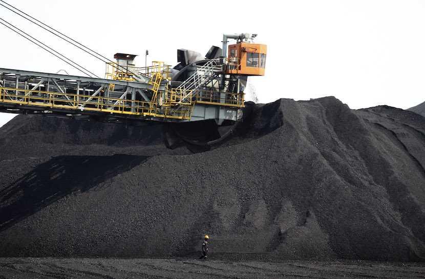 Richard's Bay Coal Terminal, coal exports