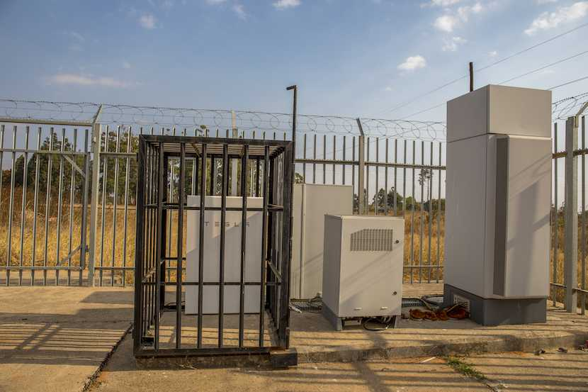 Tesla, Powerwall, Zimbabwe