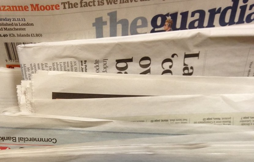 UK, The Guardian, newspapers