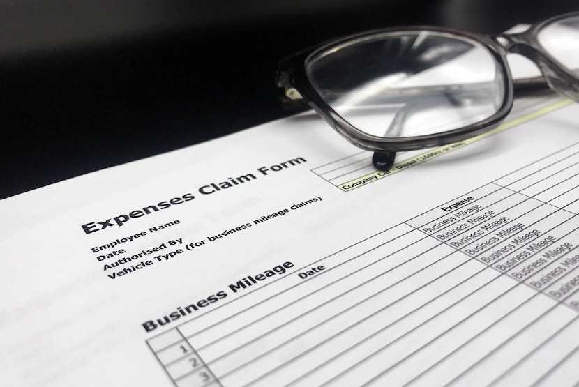 business, expense claims