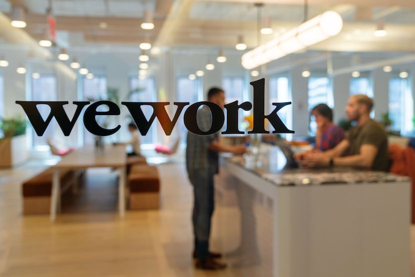 WeWork growth value